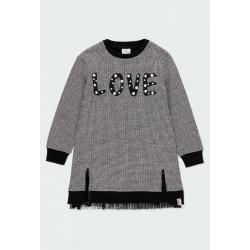 BOBOLI: Knit dress for girl