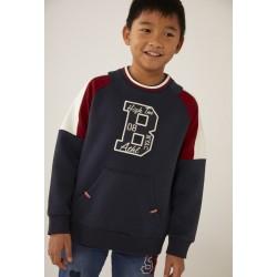 BOBOLI: Sweatshirt knit fantasy for boy