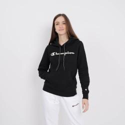 Champion: Sieviešu sportiska tipa džemperis ar kapuci