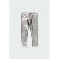 BOBOLI: Fake leather leggings for girl