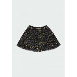 BOBOLI: Skirt gauze for girl