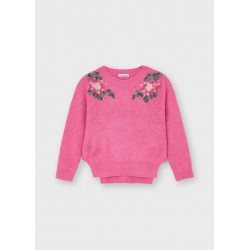 Mayoral: Floral sweater