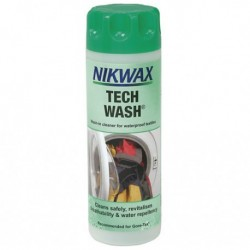 NIKWAX: Tech Wash 300ml Wash-in cleaner for waterproof textiles
