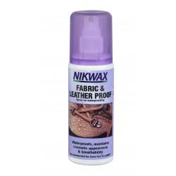 NIKWAX: Fabric & Leather Spary-on 125 ml