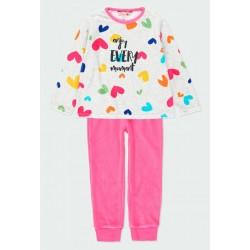 Boboli: Velūra pidžama ar sirsniņam